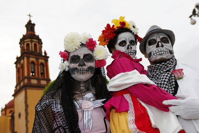Veracruz Invita A Festival De Catrinas Y Calaveras 2015 Periódico