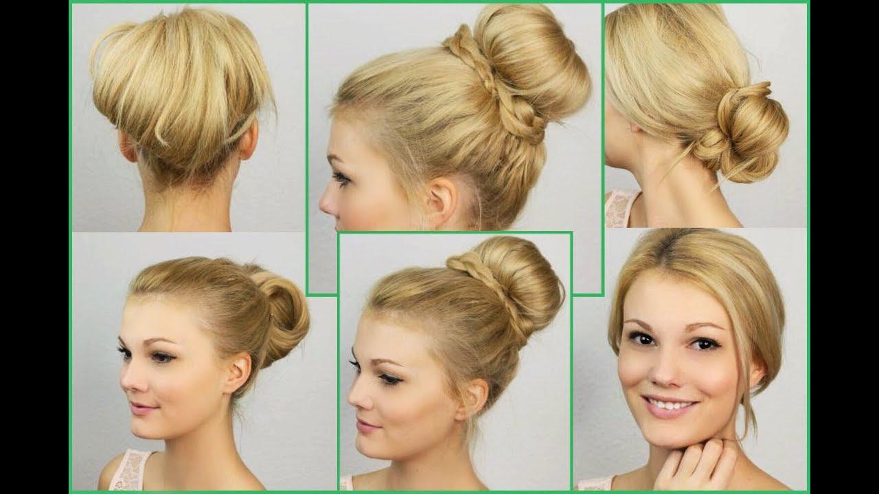 15 Tolle Frisuren Zum Selber Machen Mit Anleitung Finden Sie Die