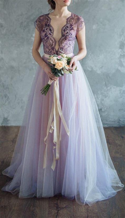 Best 25  Lilac wedding dresses ideas on Pinterest   Lilac
