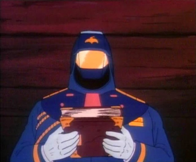 M.A.S.K. Episode 3: The Book of Power