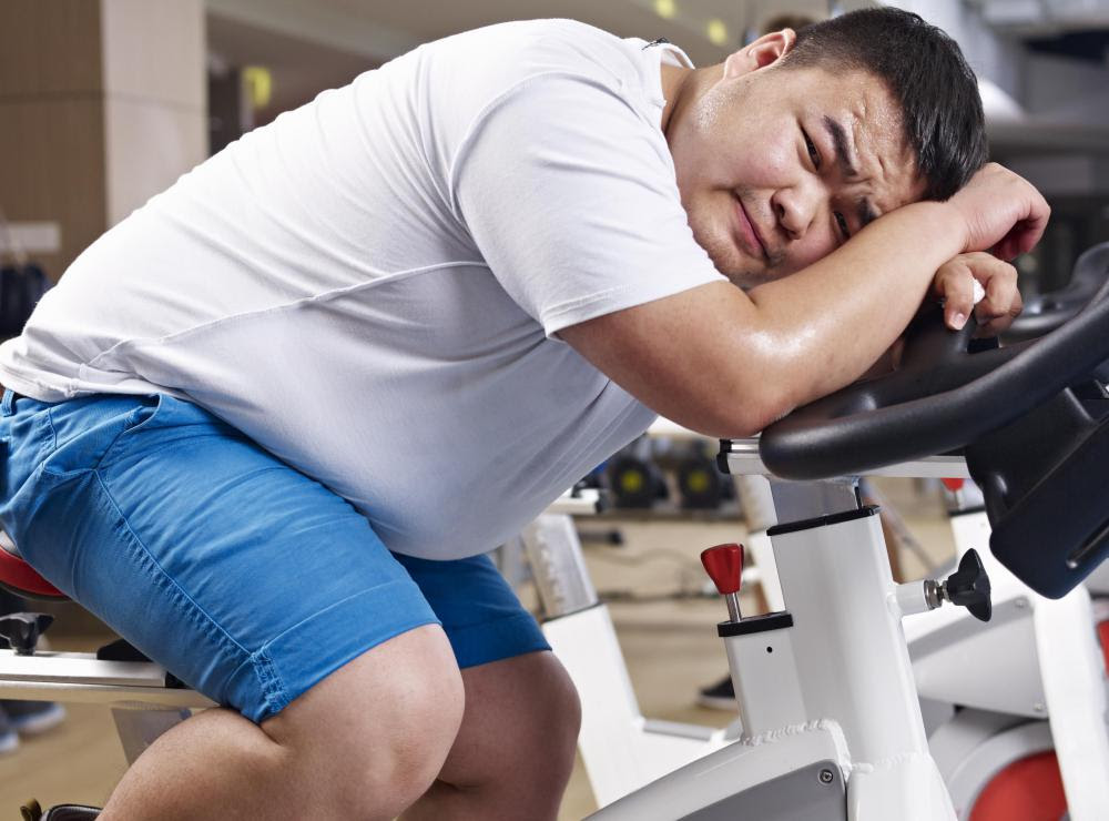 Image result for fat tired exercise