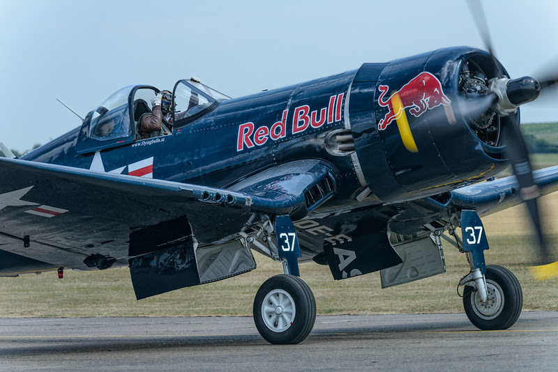 Red Bull Corsair