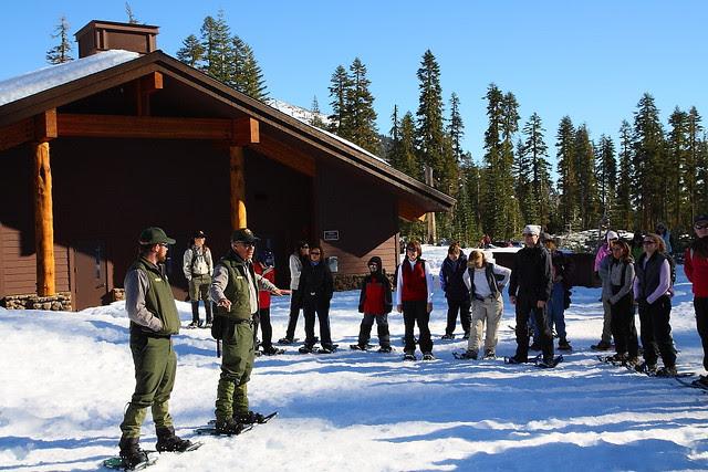 IMG_3092 Ranger-Led Snowshoe Walk, Lassen Volcanic National Park