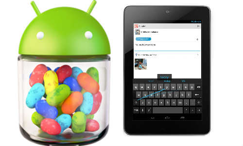 Android 4.2 OS special features: Gesture typing, Photo Sphere and more