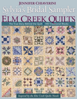 Sampler de Sylvia nupcial de Elm Creek Quilts