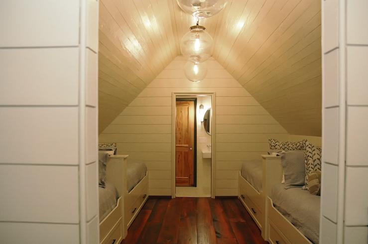 Kids Bunk Room - Cottage - boy's room - Urban Grace Interiors