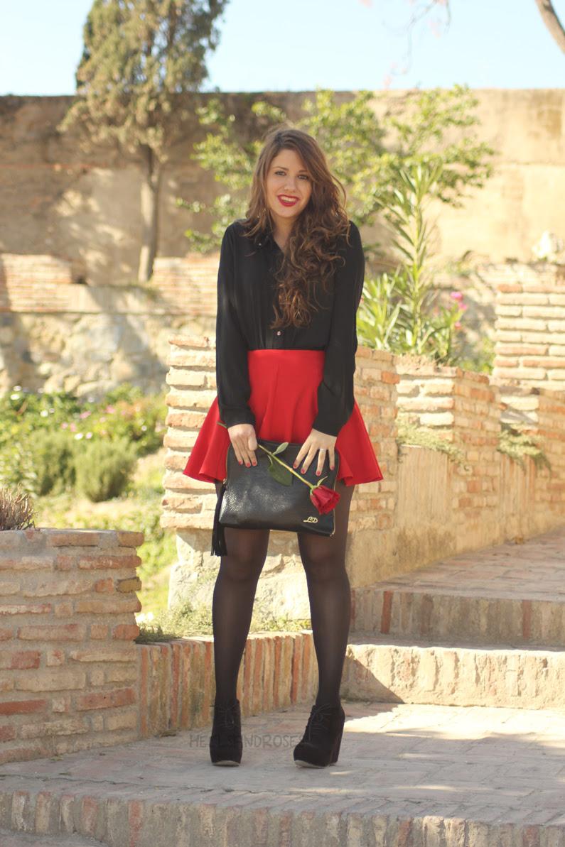 falda-roja-con-blusa-negra-HeelsandRoses-(6)