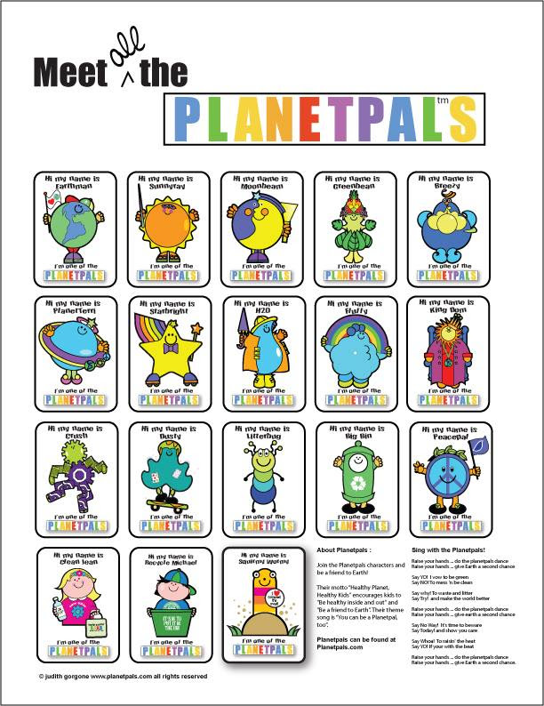 The Planetpals
