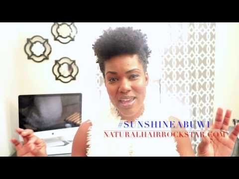 Natural Hair Rockstar Step One | Get Your Mind Right Rethinking How You ...