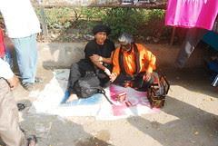 The Parrot Astrologer Dharmapuri Tamilnadu by firoze shakir photographerno1