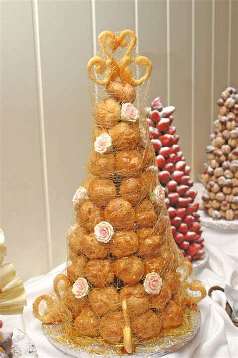 Dessert Trends   Croquembouches
