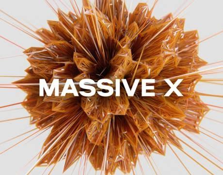 NATIVE INSTRUMENTS - MASSIVE X 1.0.1 [894MB] [WIN]