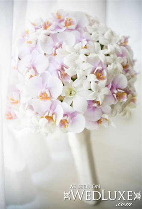 Luxury blush pink orchid bouquet Archives   Weddings
