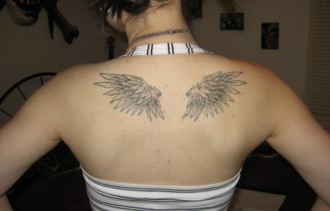 Small Wing Tattoos For Girls Tattoos Designs Ideas