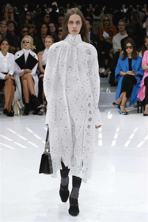 Christain Dior Ready To Wear Spring Summer 2015 Dresses