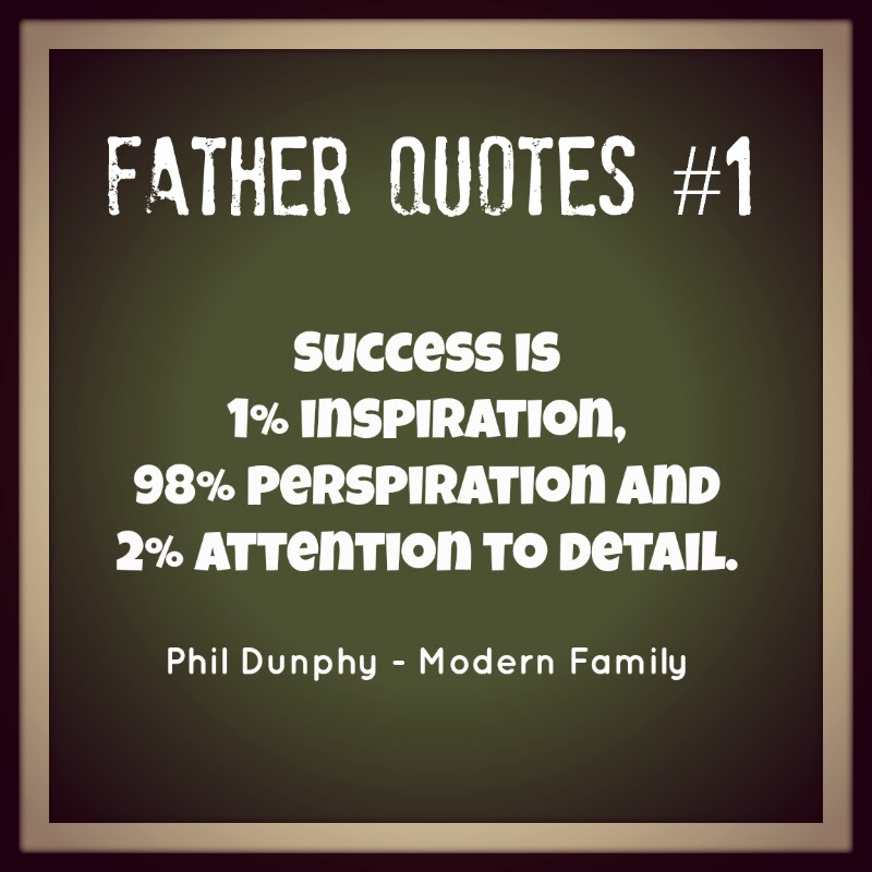 Phil Dunphy Philosophy Advices For Haley Modern Family Quotes
