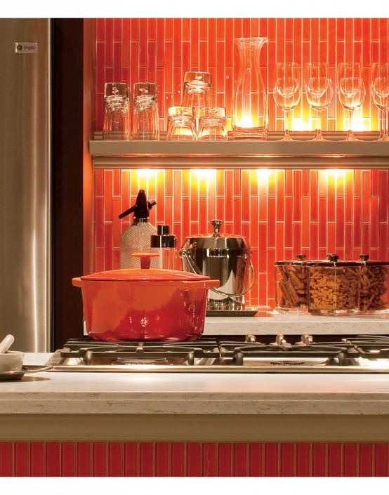 Orange Kitchen Accessories | Orange Kitchen Decor