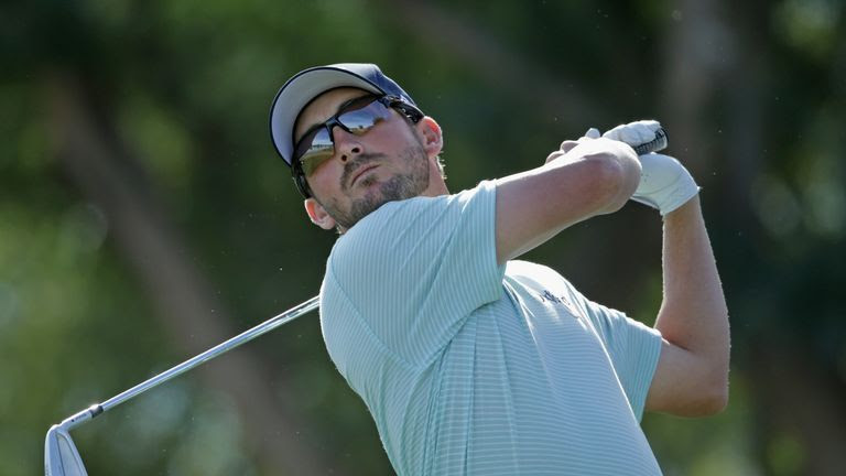 Andrew Landry birdied the 72nd hole to force the play-off