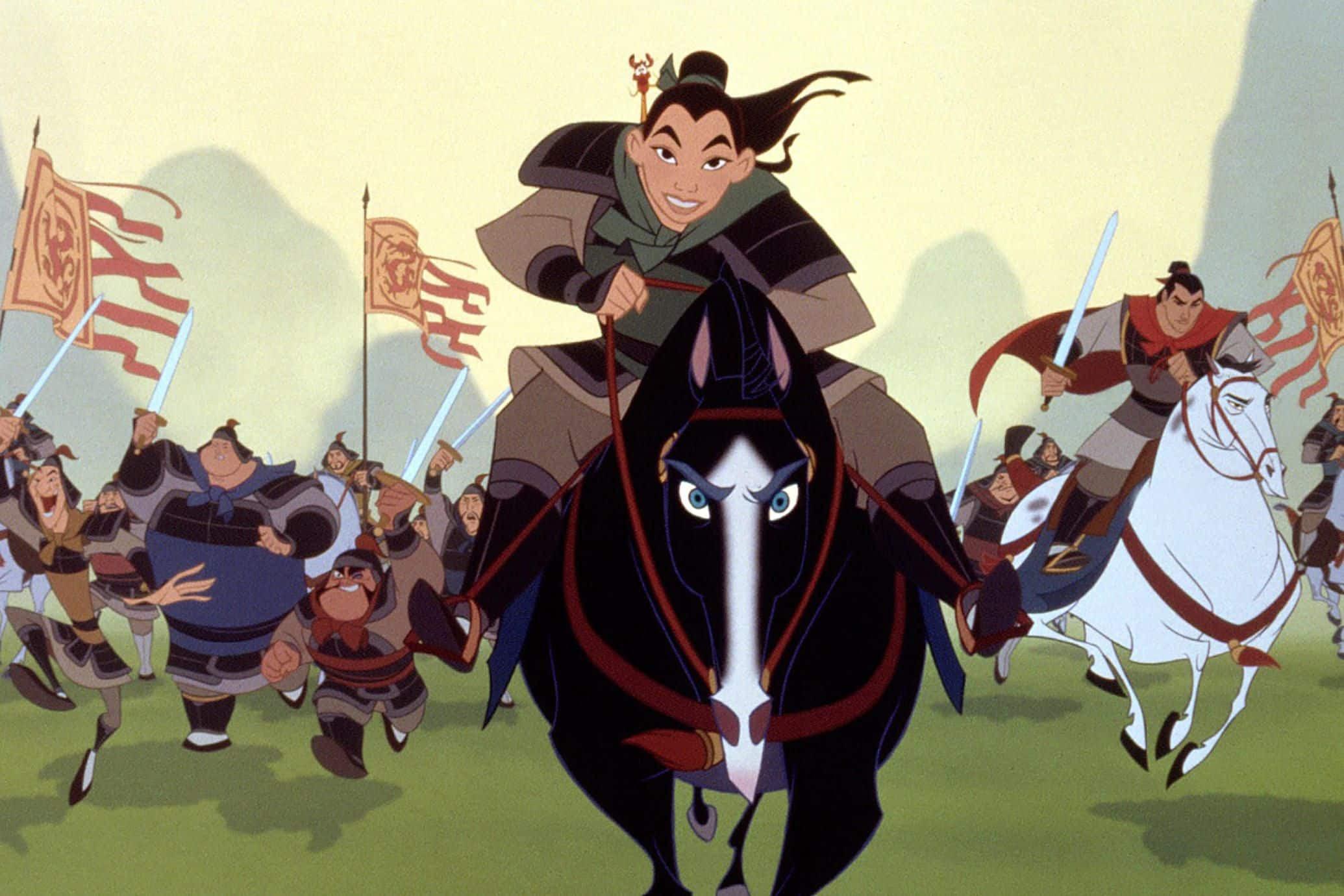 Las Mejores Frases De Mulan Magazinema