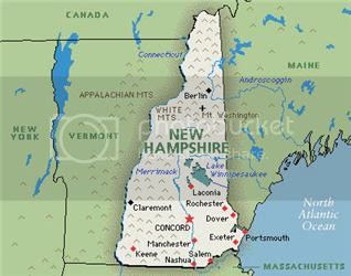 Colony of New Hampshire