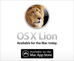 iTunes, App Store, iBookstore, and Mac App Store