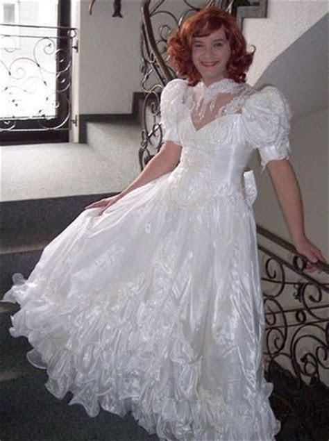 wedding dress   Cute Sissy Dresses   Bridal wedding