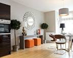 Furniture ~ Unique Console Table Decor Ideas And Stunning Round ...