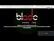 Airdrop - Blade - $ 1,5 + $ 350/ref