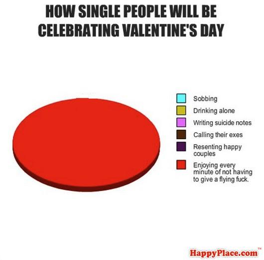 Funny Single Valentines Memes Traffic Club