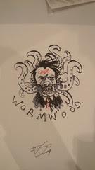 Wormwood Phoenix Con Commission