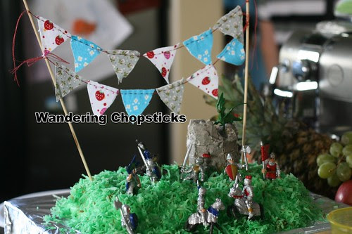 A Knight-Themed Party and Vietnamese First Birthday Traditions 1