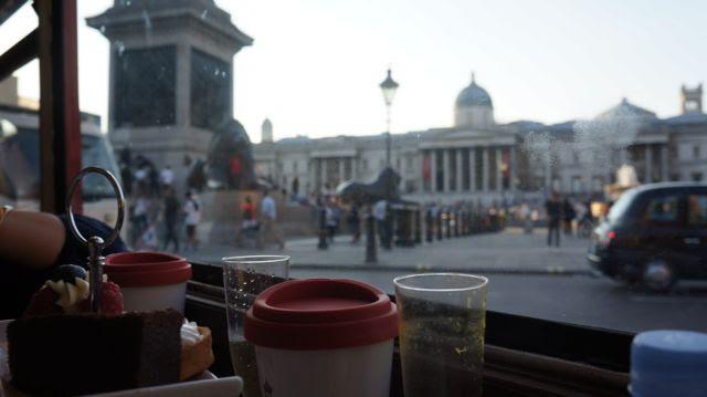 Afternoon Tea Week BB Bus