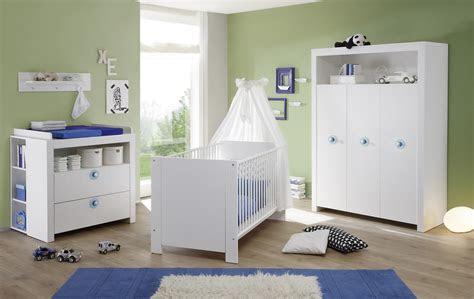 babyzimmer komplett set weiss kinderzimmer olivia  teilig