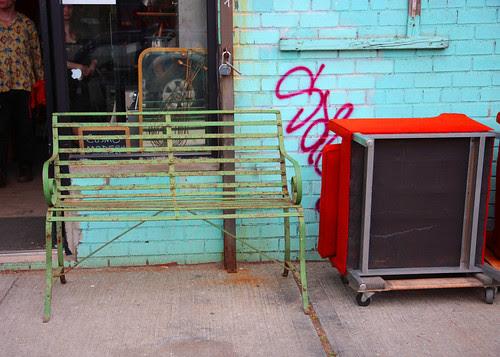 Chairs in Brooklyn