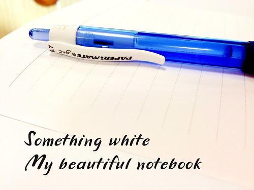 Day #22 : Something white