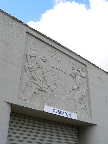 former Foundry, Richmond