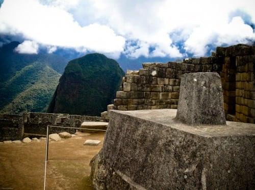 Intihuatana Stone, Machu Picchu