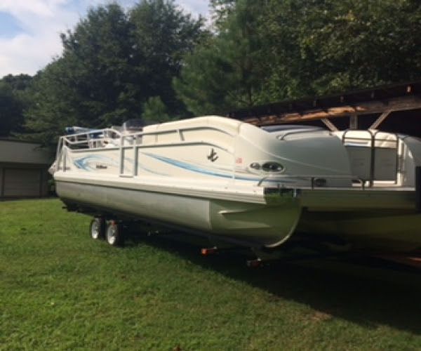 Pontoon Boats For Sale In Georgia Used Pontoon Boats For
