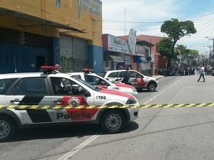 Em média, uma pessoa foi vítima de homicídio por dia em fevereiro. (Foto: Andre Luis Rosa/ TV Vanguarda)