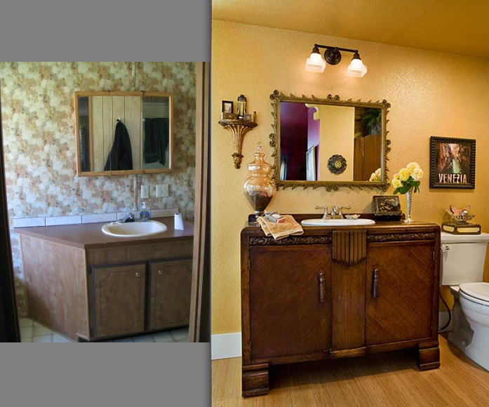 Mobile Home Remodel Before And After Home Design Ideas Essentials