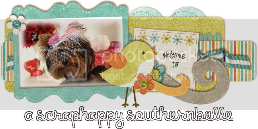 A Scraphappy Southernbelle