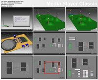 Module detected  for signal position of mobile phone system
