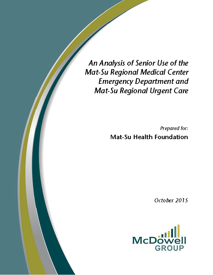 An Analysis of Senior Use of the Mat-Su Regional Medical ...
