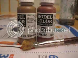 Paint Variation Materials