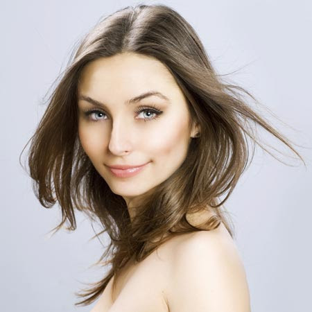 Layered Hairstyles for Shoulder Length Hair - Thick + Thin