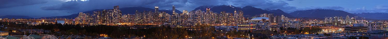 Segundo a revista de negócios norte-americana Businessweek, Vancouver no Canadá é uma das melhores cidades do mundo para se viver.