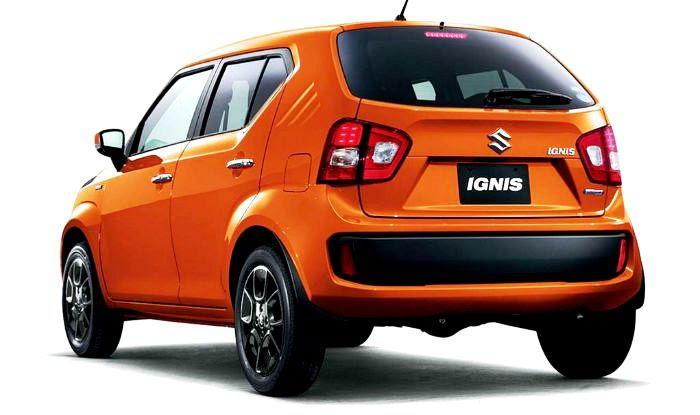 Maruti Suzuki Ignis Rear