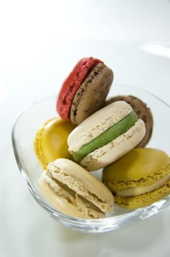 Macarons, Pierre Hermé, Shinjuku Isetan