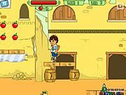 Jogar Diego crystal adventure Jogos