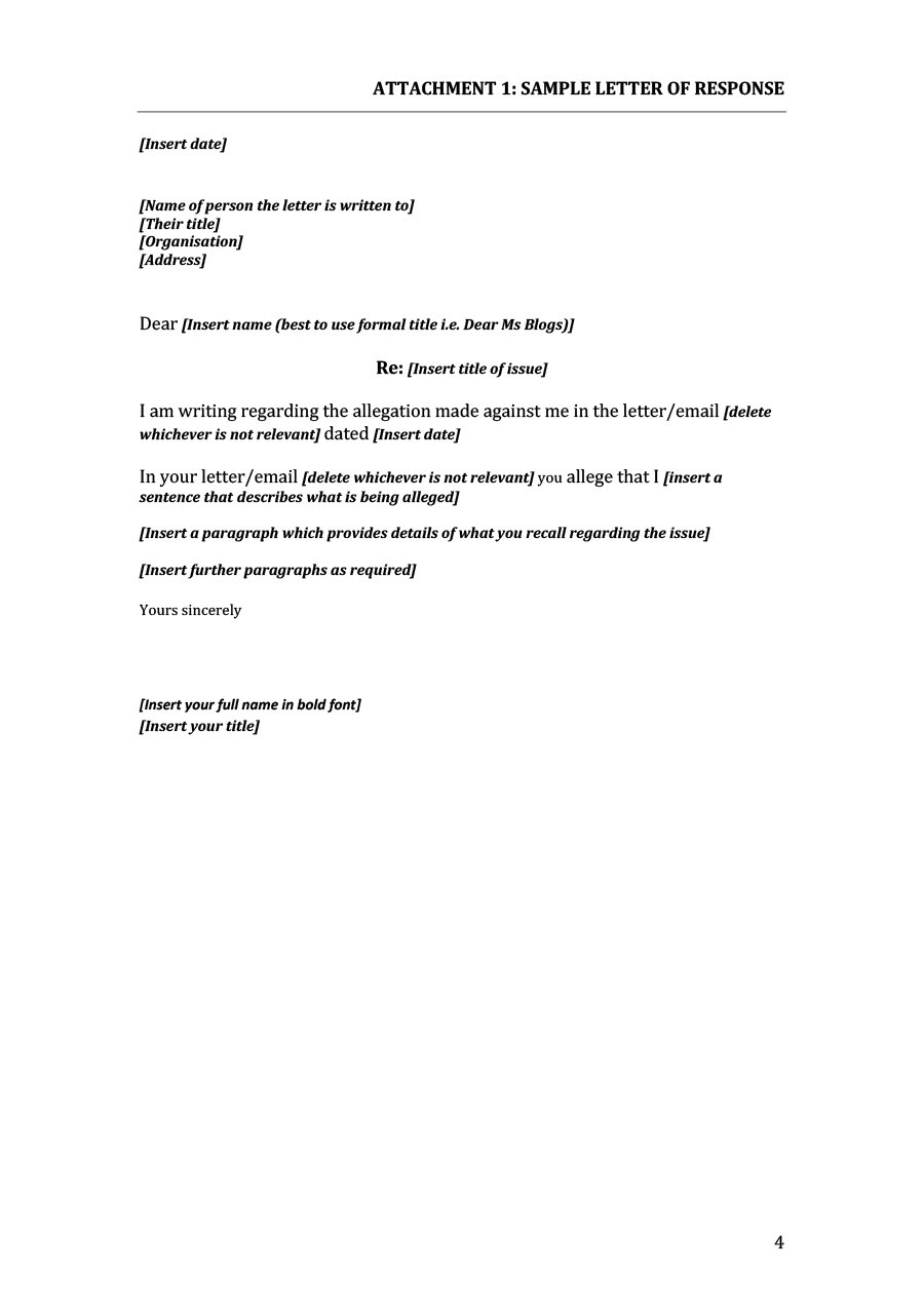 Union Grievance Response Letter from lh4.googleusercontent.com